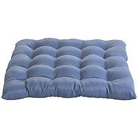 Inky Blue Weatherproof Cushion