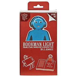 Bookman Bookmark Reading Light & Mobile Phone Stand alt image 3
