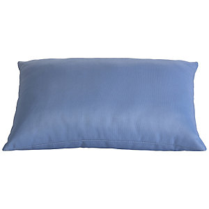 Inky Blue Weatherproof Lumbar Cushion