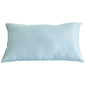 Ocean Blue Weatherproof Lumbar Cushion