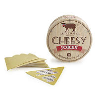 64 'Brie-lliant' Cheesy Jokes For Parties