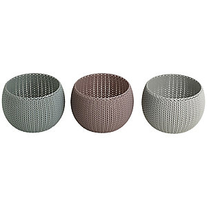 Herb Planter Trio
