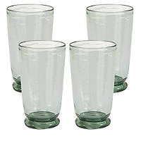 Glass Effect Tumbler x 4