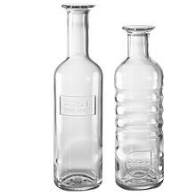 Wasser- und Weinflaschen 2er-Set