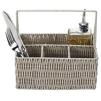 Rustic Cutlery Caddy