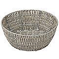 Rustic Round Basket