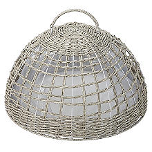 Rustic Serving Cloche