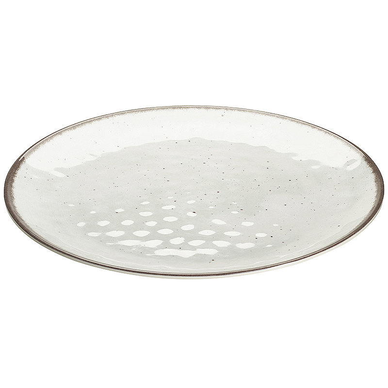 Tivoli Melamine Platter - Stone Effect