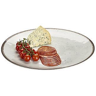 Tivoli Melamine Platter - Stone Effect alt image 2