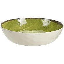 Tivoli Melamine Bowl - Moss Green