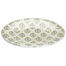 Tivoli Side Plate Patterned