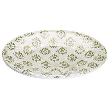 Tivoli Melamine Side Plate - Patterned