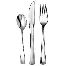 Mozaik Plastic Cutlery 18 Pieces Set