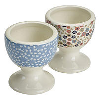 Ditsy Blossom 2 Egg Cups