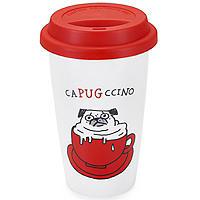 Gemma Correll Capugccino Travel Mug