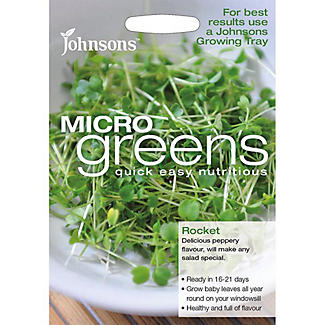 Johnsons MicroGreens Rocket alt image 1