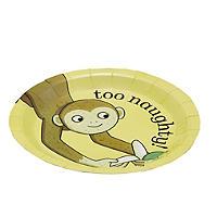 Dear Zoo 8 Paper Plates