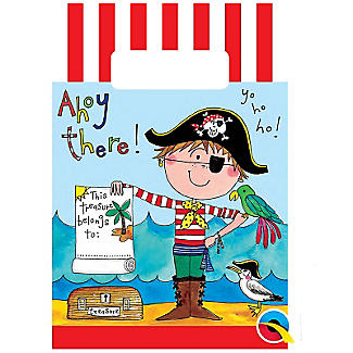 Rachel Ellen Pirate 8 Party Bags