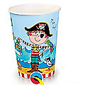 Rachel Ellen Pirate 8 Paper Cups