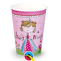 Rachel Ellen Princess 8 Paper Cups