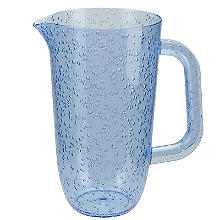 Amalfi Bubble Wall Plastic Pitcher
