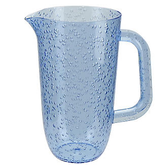 Amalfi Bubble Wall Plastic Pitcher alt image 1
