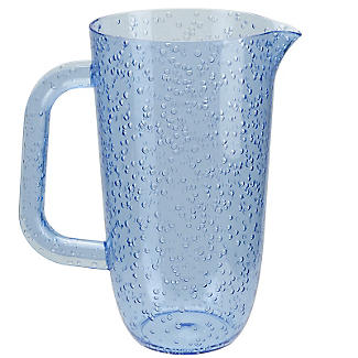 Amalfi Bubble Wall Plastic Pitcher alt image 3