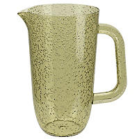 Tivoli Bubble Wall Plastic Pitcher