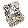 Traditional Picnic Hamper For Two