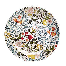 Lemon Grove Glass Coated Melamine Side Plate