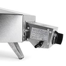 Uuni Pro Multi-Fuel Outdoor Pizza Oven Gas Burner Attachment