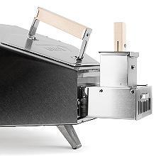 Uuni Pro Pizza Oven Wood Pellet Burner Attachment