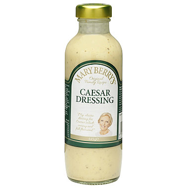 Mary Berry's Caesar Dressing.