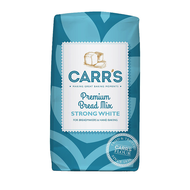 Carr's 10 Strong White Bread Mixes - Breadmaker