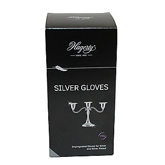 Hagerty Silver Tarnish Remover Cleaning Gloves alt image 4