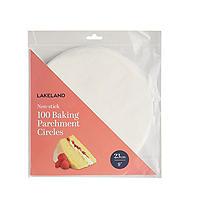 23cm Baking Parchment Circles