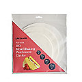 Mixed Pack of 100 Baking Parchment Circles