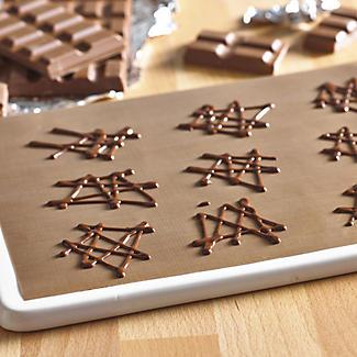 Magic Reusable Non-Stick Baking Tray Liner Sheet 33cm x 1m alt image 3