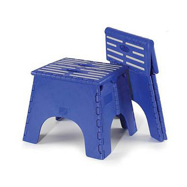 Fold Up Step Stool In Steps And Stools At Lakeland
