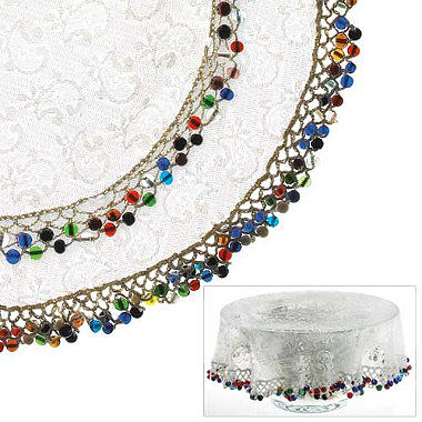 Lakeland 33cm Beaded Bowl Cover