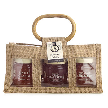 Mrs Bridges® Marmalade Jute Bag
