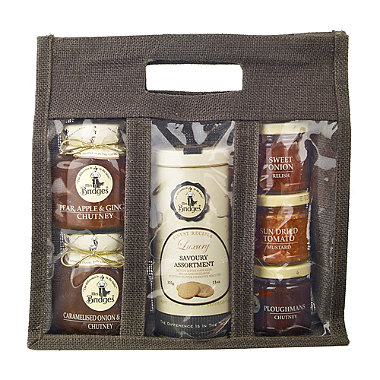 Mrs Bridges® Large Chutney Jute Bag
