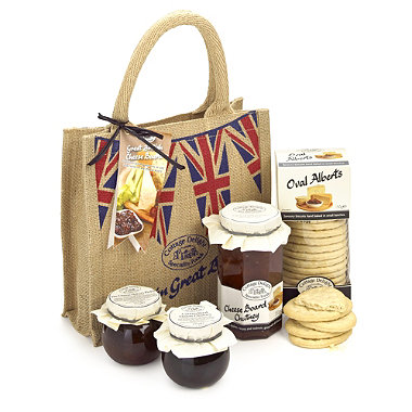 Cottage Delight Great British Cheeseboard