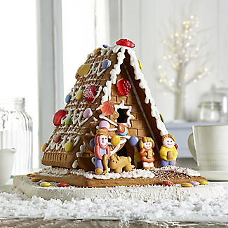 Traditional Gingerbread House Kit alt image 2