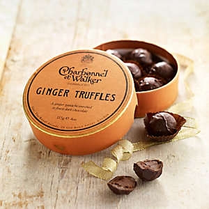 Charbonnel et Walker Ginger Truffles