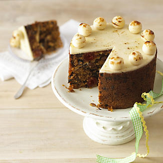 Fruity Little Numbers Simnel Cake Mix