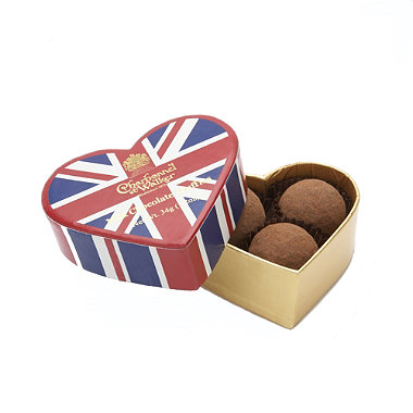 Charbonnel et Walker Britannia Mini Heart