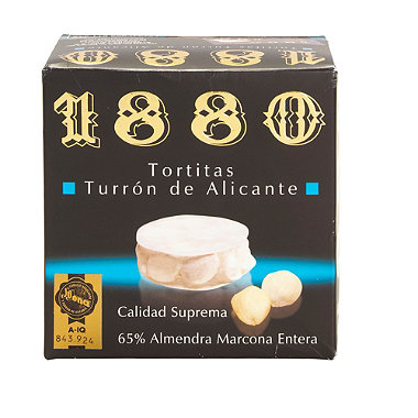 Turrón Mini Rounds