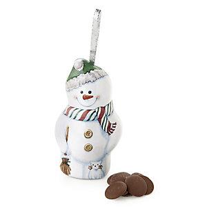 Snowman Tree Dec