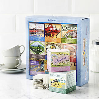 Whittard of Chelsea Teas of the World Gift Box